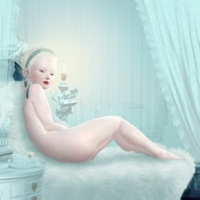 Arabesque. By Ray Caesar, 2009.