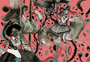 Illustration by Agniya Tolstokulakova