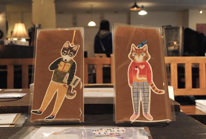 Aiko Fukawa exposition at Keibunsha book store