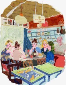 Illustration by Aura & Cherrybag