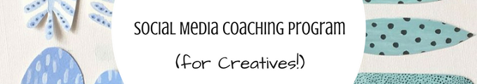 Social Media Coaching Program