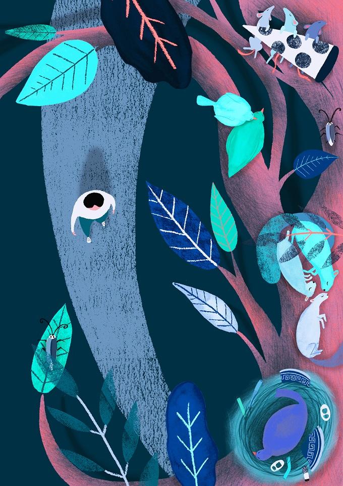 Illustration by Beatriz Gutierrez
