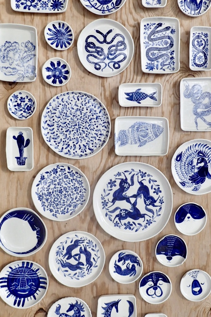 Ceramics by Becca Jane Koehler