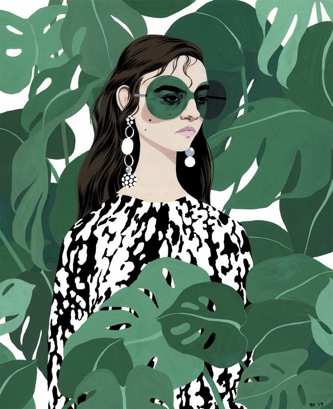 Illustration by Bijou Karman