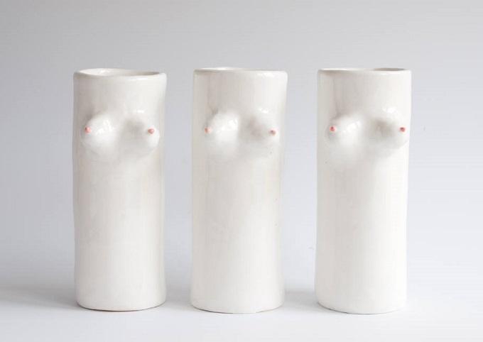 Boob Vases - Fyo Fyo