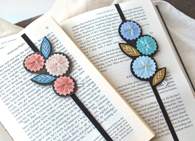 Bookmark Set - Love Maude
