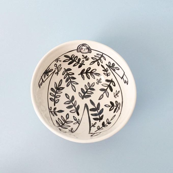 Bowl - Carola Josefa