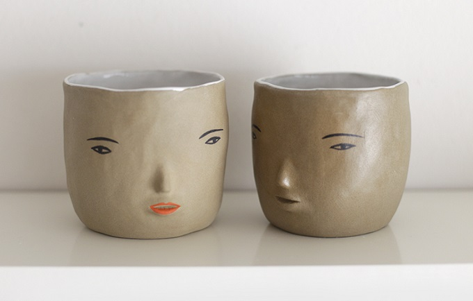 Boy and Girl Pot - Rami Kim