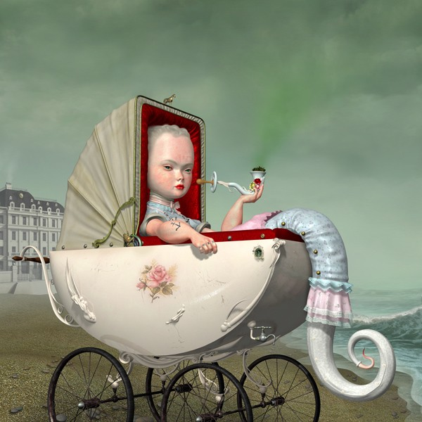Castor. By Ray Caesar, 2005.