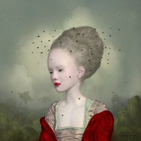 Crown of Flies. By Ray Caesar, 2012.