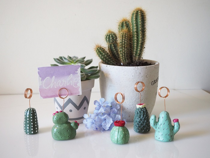 Cactus Holders Set / Paint my Dream