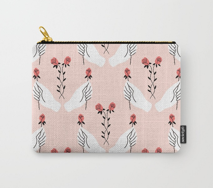 Carry All Pouch - Talulah Fontaine