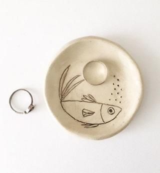 Ring Dish / Kristen Solecki