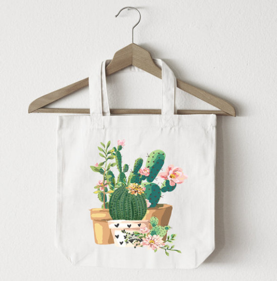 Tote bag / CharmThread