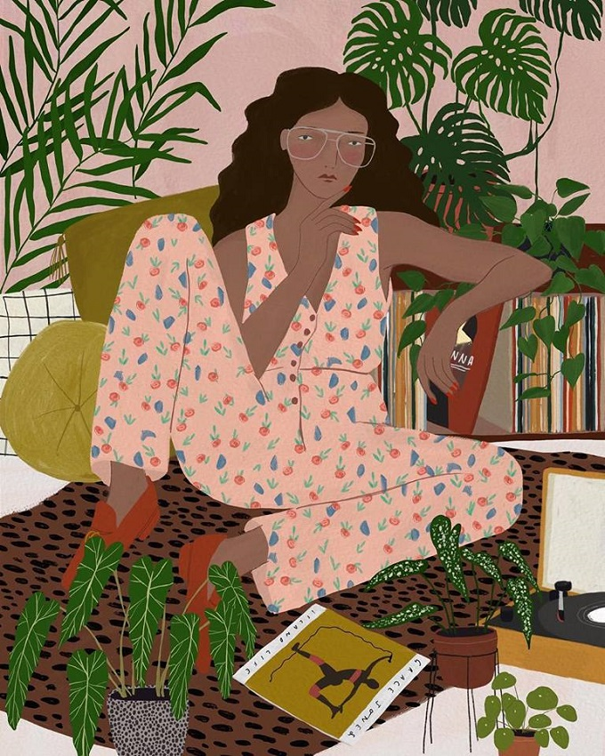 Illustration by Chloe Joyce
