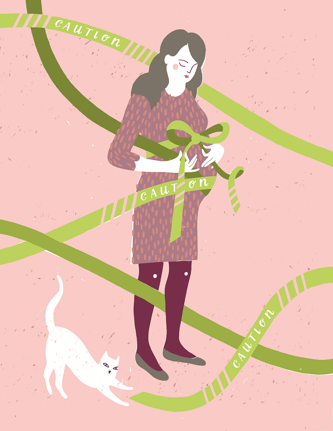 Illustration by Claire van Heukelom