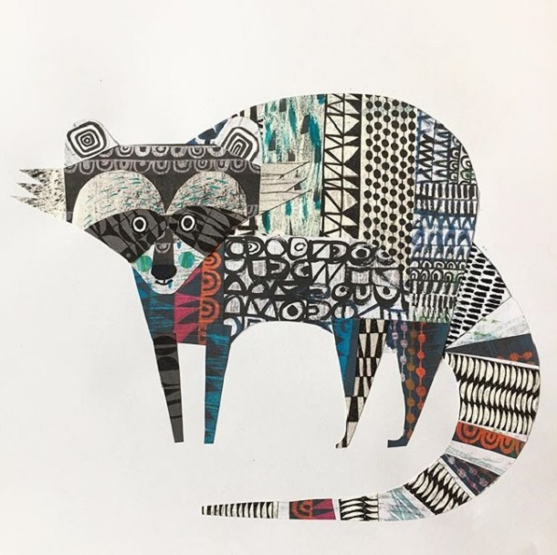 Paper Illustration by Clare Youngs