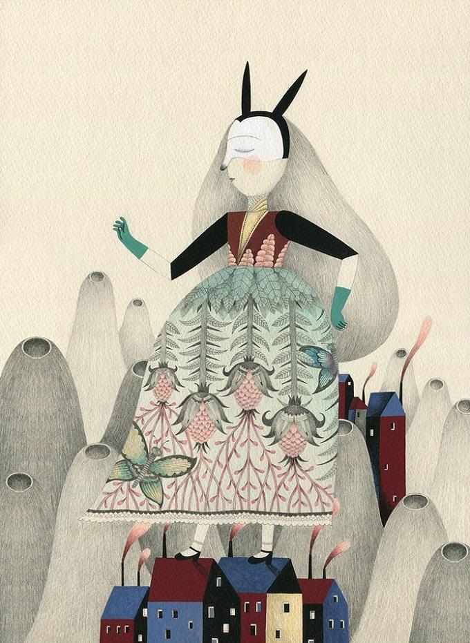 Art print - Claudia Legnazzi