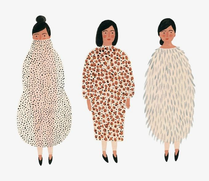 Costumes Print - Kate Pugsley1