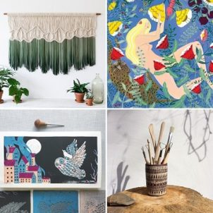 The Crafty Gift Guide on ArtisticMoods