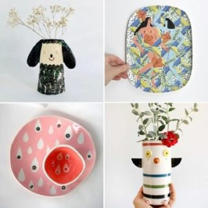 The Ceramic Gift Guide on ArtisticMoods.com