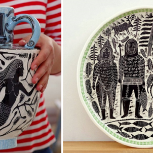Ceramics by Vicky Lindo
