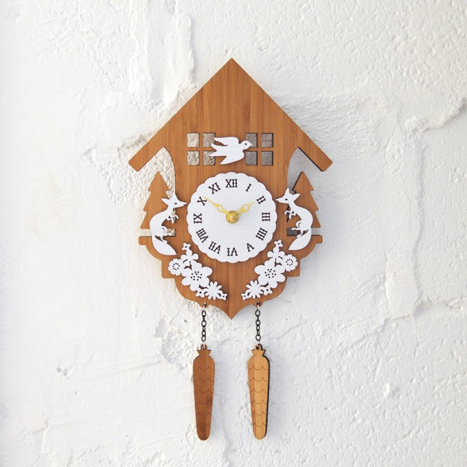 Cuckoo Clock - Decoy Lab