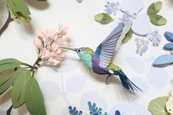 Paper Birds / Diana Beltran Herrera