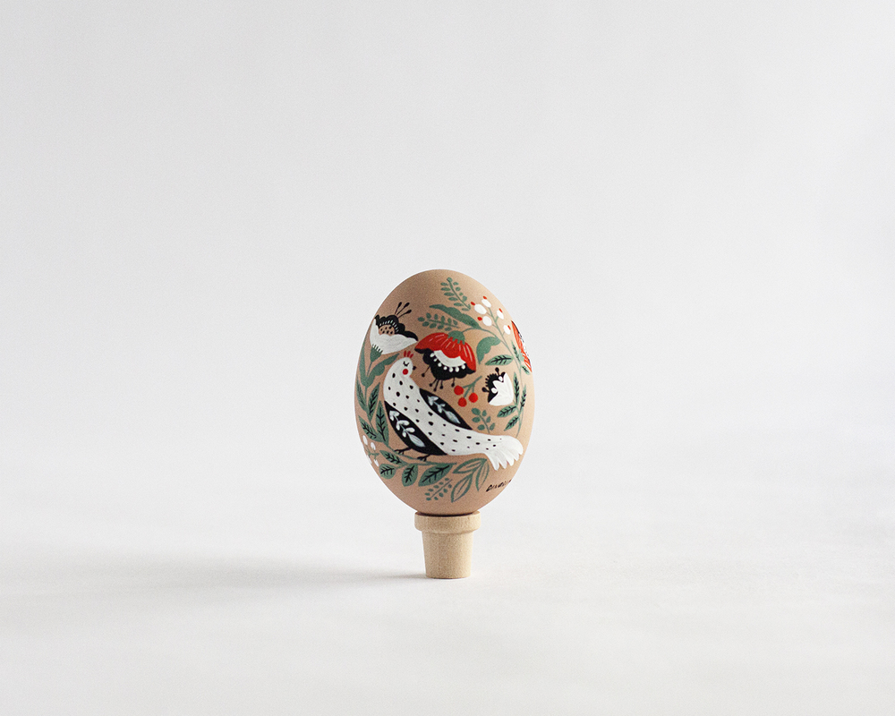 Easter egg / Dinara Mirtalipova