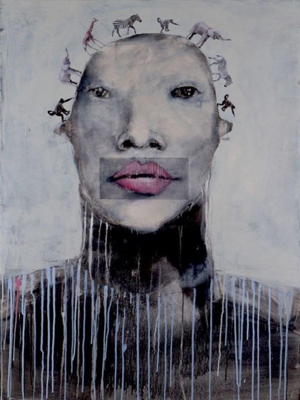 Ego#2, by Shari Weschler Rubeck.