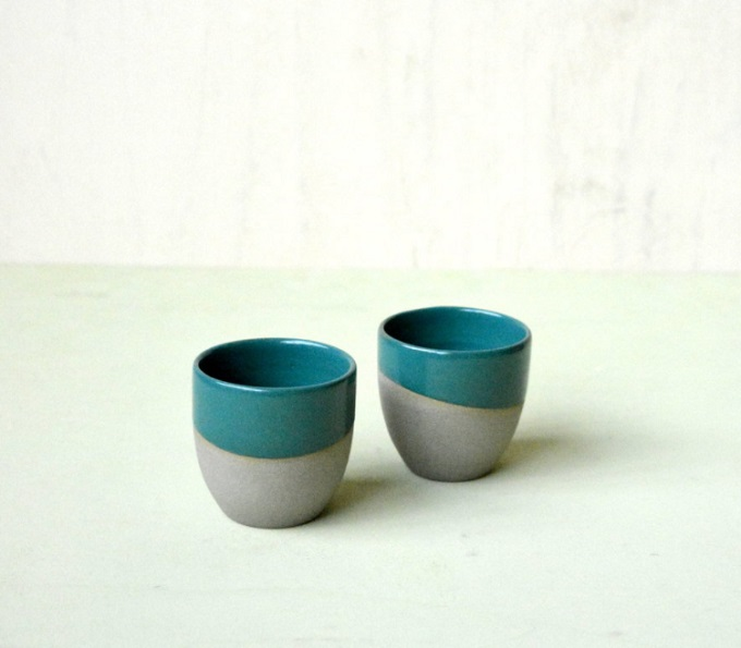 Emerald Green Espresso Cups - Noot & Zo