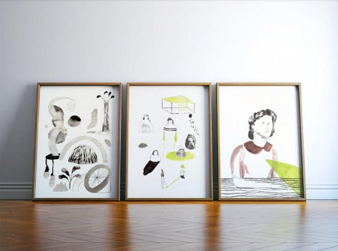 Illustration by Emilie Aastrup