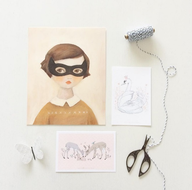 Postcards by EMily Winfield Martin & Micush