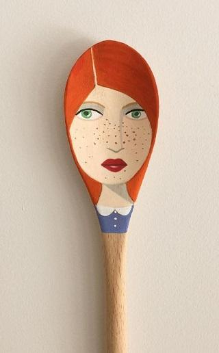 Spoon / Emma Lisette Palmer