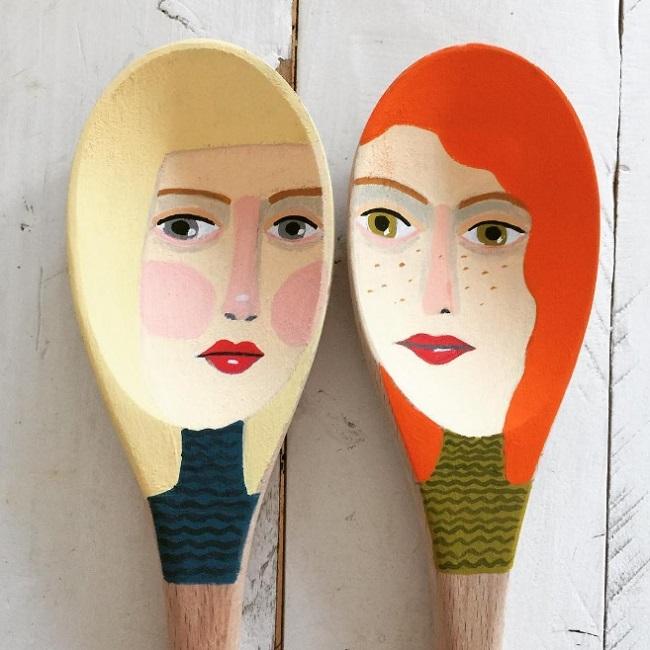 Spoons / Emma Lisette Palmer