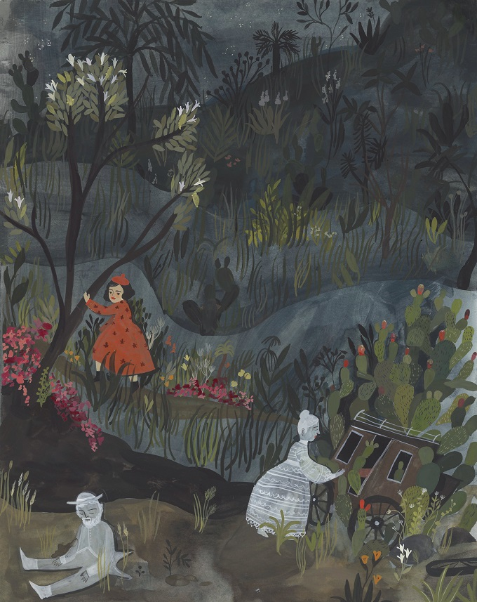 Illustration by Esmé Shapiro