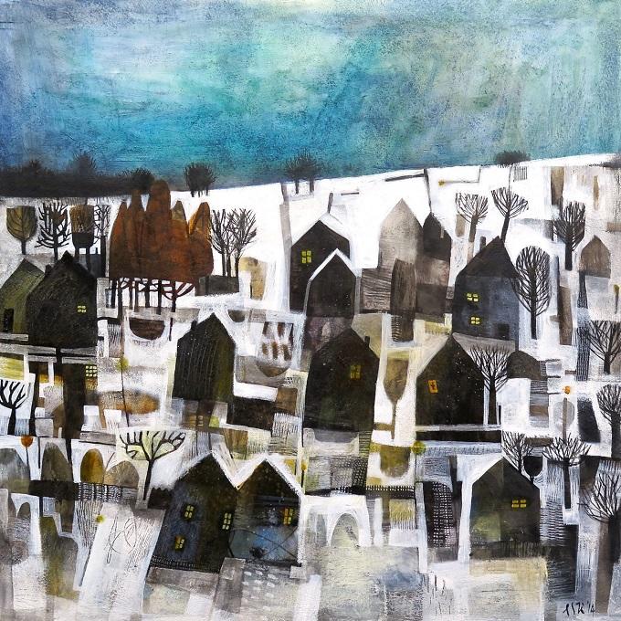 Paintings by Este Macleod