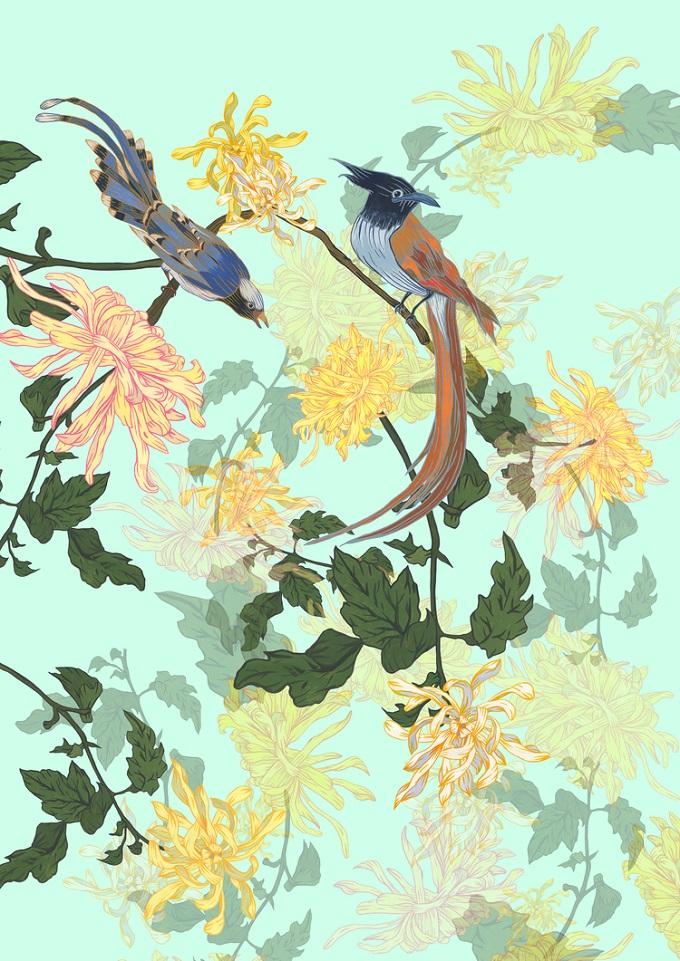 Art Print by Eve Norris
