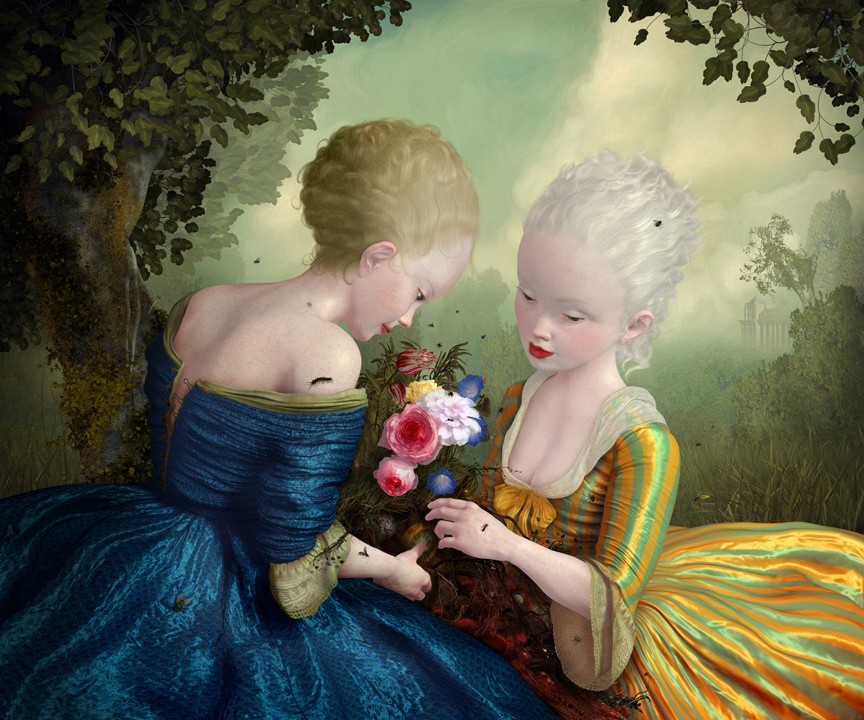 From Such Foulness of Root does Sweetness Grow. By Ray Caesar, 2009.