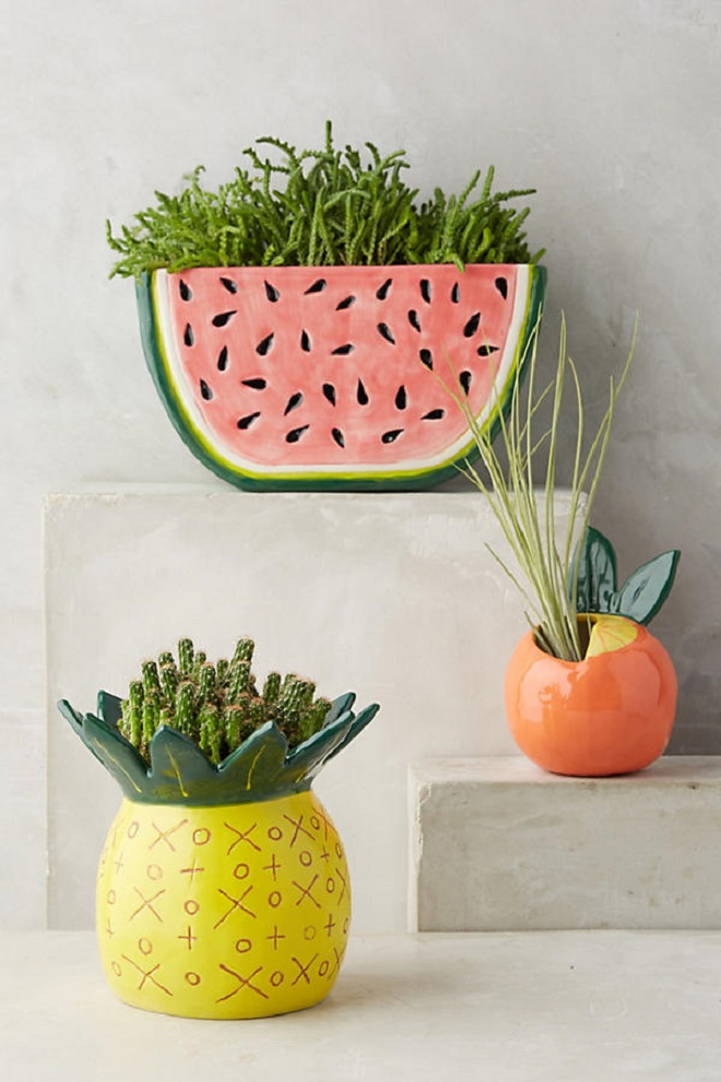 Favorite Fruit Pot - Danielle Kroll
