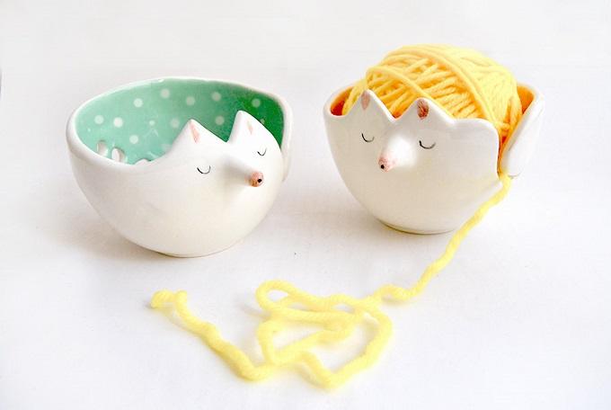 Fox Yarn Bowl - Barruntando