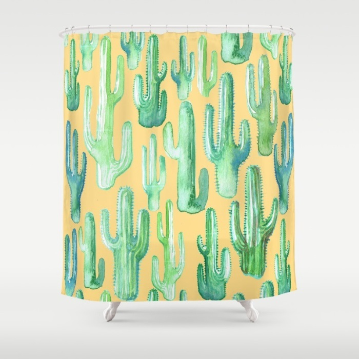 Shower Curtain / Francisco Fonseca