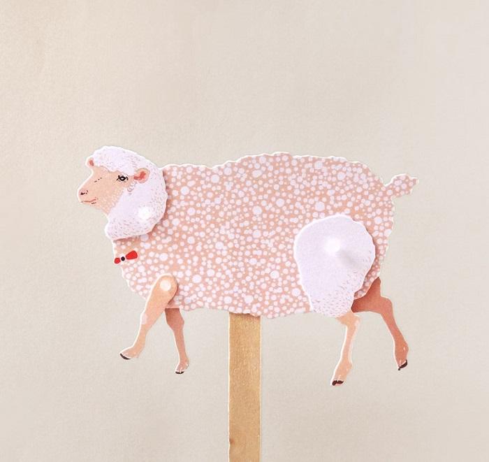 Sheet Puppet / Furze Chan