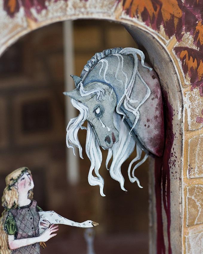 3D Illustration by Georgie Monica