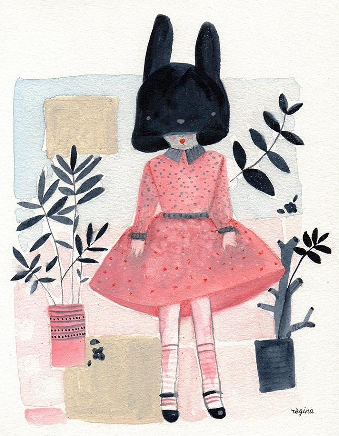 Art Print - Gabi Regina