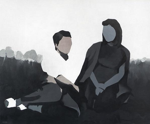 Gerard Philipe, by Jarek Puczel.