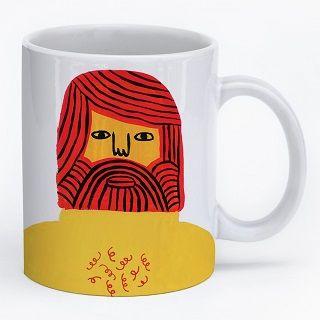 Ginger Me Timbers Mug Mug / Colin Walsh