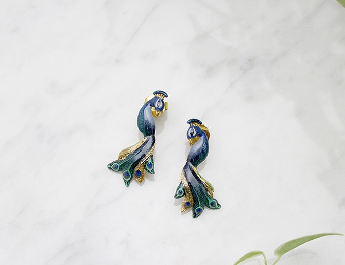 Illustrated Jewelry by Good After Nine