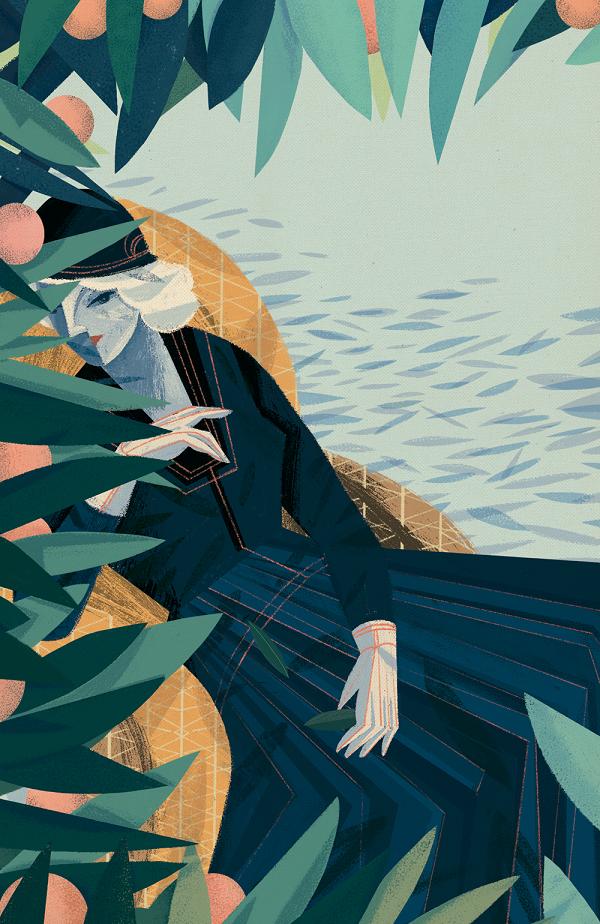 Illustration by Gosia Herba