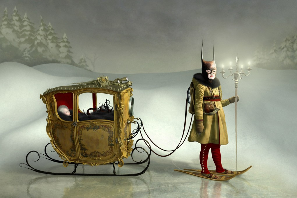 Home Coming. By Ray Caesar, 2010.